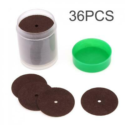 36x Resin Cutting Wheel Disc Abrasive Sand Cut-off Wheels for Home Rotary Tools