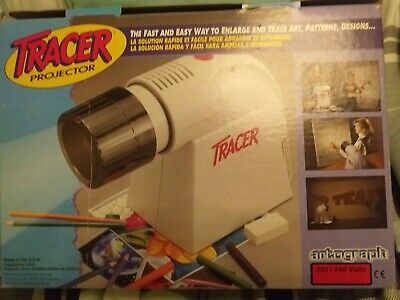 BNIB Artograph Tracer Projector. Box Has Been Opened But Never Used.