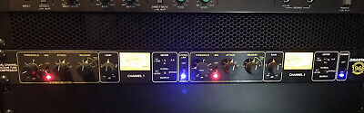 Drawmer 1968 Dual Channel Tube Compressor - Great on Mix Bus, Voice, Drums, Etc!