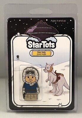 Star Wars Celebration Anaheim 2015 Star Tots Han Solo (Hoth Outfit)