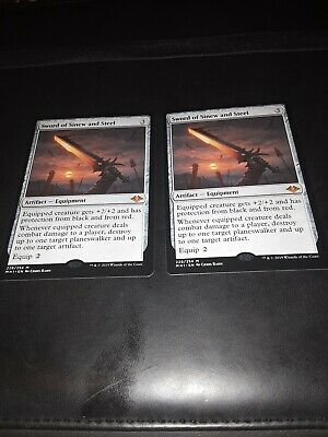 Modern Horizons Mythic Rare NM. MTG Sword Of Sinew And Steel