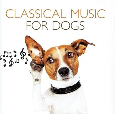 Various Artists - Classical Music for Dogs 2CD SET Decca USA