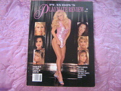 Playboy's Playmate Review  Magazine 1994