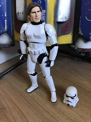 Starwars Custom 1/6 Stormtrooper