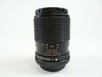 Mitakon MC 135mm F2.8 for Canon FD Mount with lens caps. Excellent Condition.