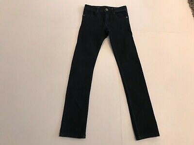 Two pairs of IKKS boys skinny fit jeans in VGC, size 12