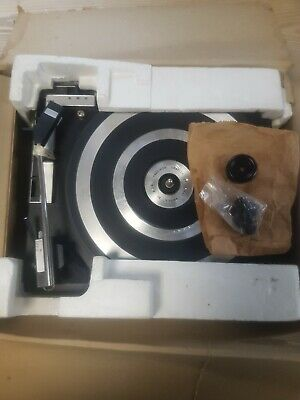 Bsr Record Deck  S5 X L6 Never Used