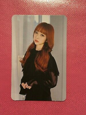 Vivi - Official Photocard Loona Mini Repackage X X Monthly Girl Kpop Mint Vers A
