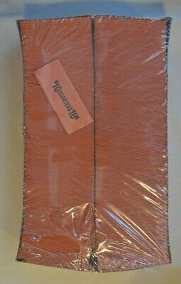 Box of 1000 Flat Tubular Coin Wrappers for U.S. Quarters