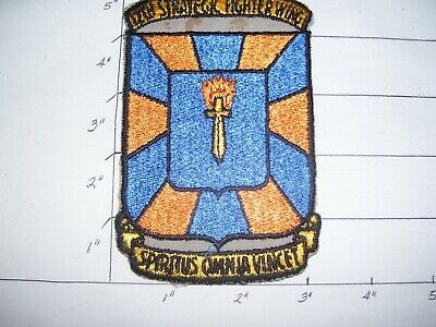 USAF // SAC // 12th Strategic Fighter Wing /Original from the 1950s //