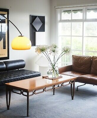 A beautiful Jacob Rudowski sculptural coffee table Mid Century Modern Australian