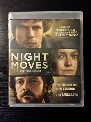 Night Moves (Blu-ray Disc, 2014)