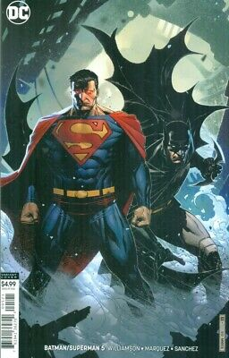 Batman Superman #5 The Infected Logo Free Variant 1/20 Free Shipping Available