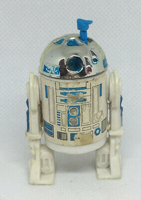 Vintage STAR WARS Figure:  R2-D2 with PERISCOPE : 1982