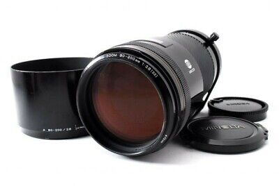 Minolta AF APO TELE ZOOM 80-200mm f/2.8 Sony Camera Lens Tested Working