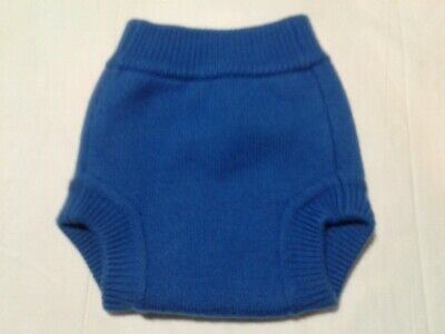 Wool Cloth Diaper Cover Overpants Sustainablebabyish Sloomb Soaker Size M/L