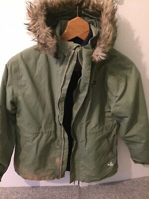 Muddy Puddles 3in 1 Coat Fleece And Raincoat In Great Condition age 11-12