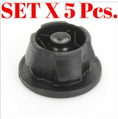Mercedes Engine Cover Trim Rubber Mounting Grommet a6420940785