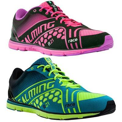 Salming Miles 1287039 6753 Womens Blue Low Top Athletic Gym