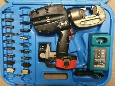 Cembre b61 Battery Electrical Crimping Tool good condition!!!