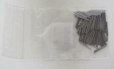 Clock Steel Pins No 3 0.60mm to 1.00mm Tampering Clock Pins Steel Clock Pins