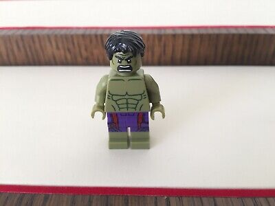 Genuine Lego Super Heroes Hulk Minifigure (SH212) (5003084) Polybag Mint Figure