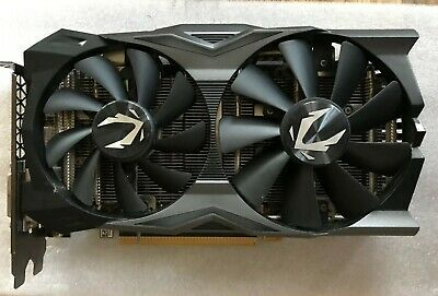 ZOTAC Gaming GeForce RTX 2070 Mini Graphics Card ** Barely Used **