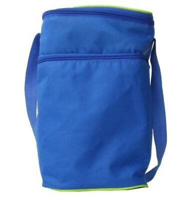 Childress 3105 Cooler Tote Bag With Reusable Ice Pack - Blue/Green