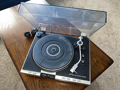 Jvc Jl-F50 Direct Drive Fully Automatic Turntable