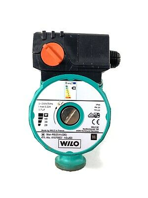 WILO RS25/4 Heizungspumpe 4107883----679