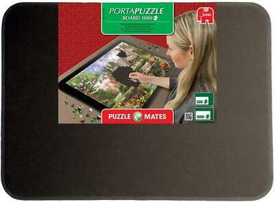 Jigsaw Puzzle Mate 1000 Pieces Portapuzzle Board Jumbo Deluxe Storage Accessory