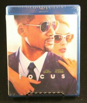 Focus - Blu-ray - 2015 - 1 Hour 45 Minutes - Rated R