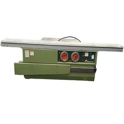 Griggio SC 3200 Sliding Table Saw