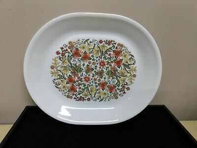 Vintage Corelle Corning Indian Summer Serving Platter