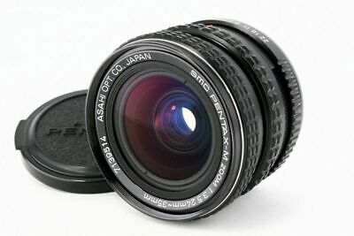 Pentax Smc PENTAX-M Zoom 24-35mm F3.5 Angle Large Objectif Excellent Japon F/S