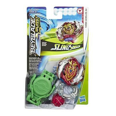 Beyblade Burst Turbo Achilles A4 SlingShock Hasbro Sling Shock - Local Seller