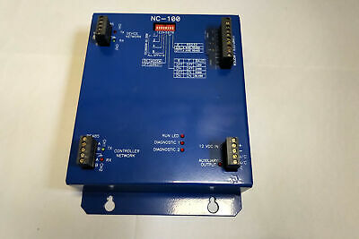RBH NC-100 Network Controller access control