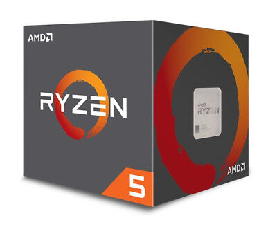 AMD Ryzen 5 1600 3.2GHz Hexa-Core Processor (YD1600BBAEBOX)