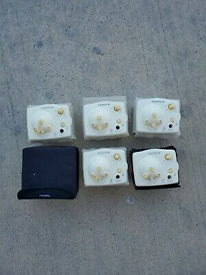 Free Ship Lot 6 Medela Pump Advanced Double Breast Pump Motor Only Replacement