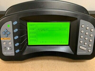Fluke Calibration 1560 Black Stack Thermometer Readout