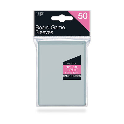 Ultra Pro Board Game Sleeves 54mm x 80mm - 50 Per Pack