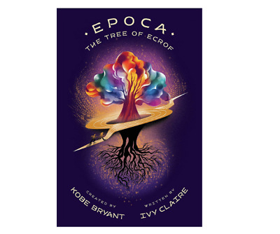 Epoca: The Tree of Ecrof HARDCOVER –2019 by Ivy Claire