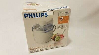 Philips HR2304 Ice Cream Maker Boxed Complete