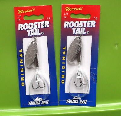 Worden/'s Rooster Tail 212 1//4oz CBT