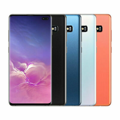Samsung Galaxy S10+ G975U 128GB Factory Unlocked Android Smartphone