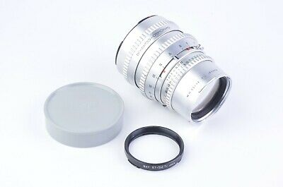 EXC+++ HASSELBLAD ZEISS SONNAR 150mm f4 LENS, REAR CAP, B50-52mm, VERY SHARP!