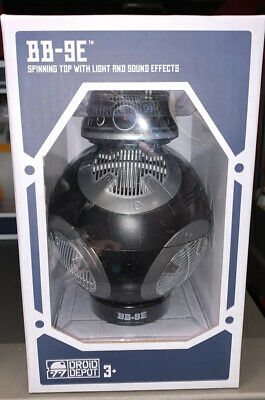 Star Wars Galaxys Edge Droid Depot BB-9E Spinning Droids Disney Hollywood Studio