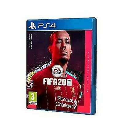 Fifa 20 Edition Champions PS4(Sp)