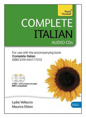 Complete Italian (Learn Italian with Teach Yourself): Audio Support: New