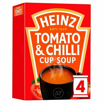 Heinz Tomato Chilli Cup Soup 90g